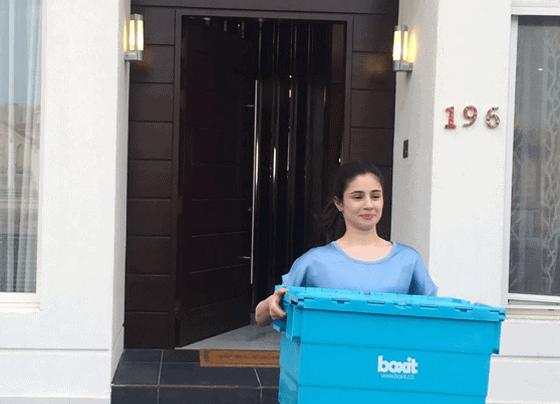 Boxit Storage app development case study