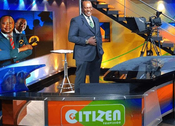 Citizen TV news web portal case study