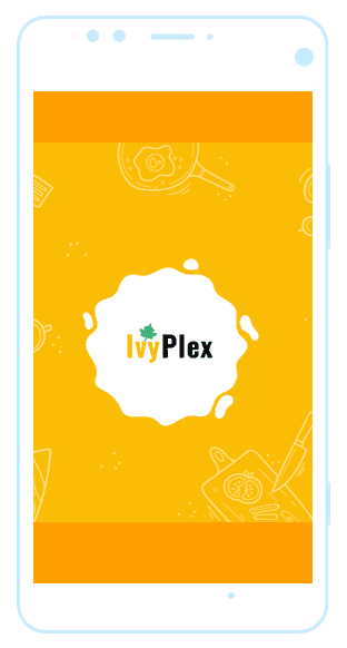 IvyPlex complete restaurant application mobile app