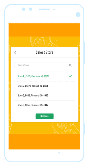 IvyPlex restaurant mobile application case study