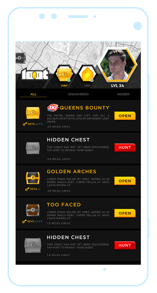 Loot a super engaging customer loyalty app