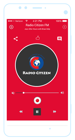 Royal Media Services Radio App with live streaming case study