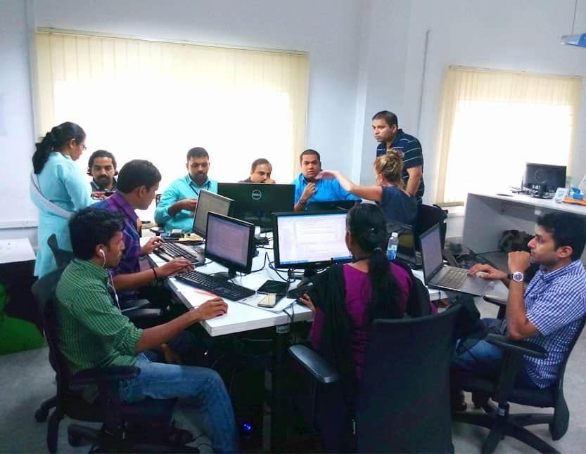 AlignMinds at DBS Hackathon
