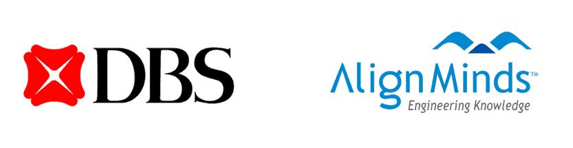 AlignMinds two times DBS hackathon winner
