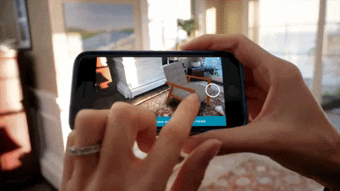 Augmented Reality (AR) one of the top 7 UI Trends in 2020