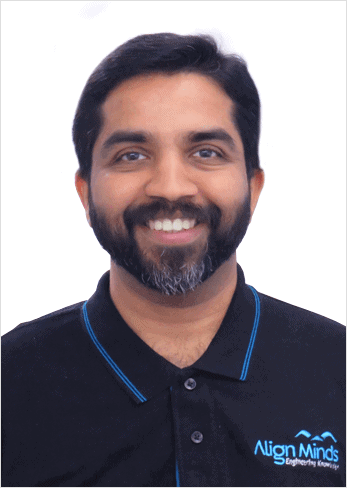 Madhu M Peringote Director of Technology AlignMinds Technologies