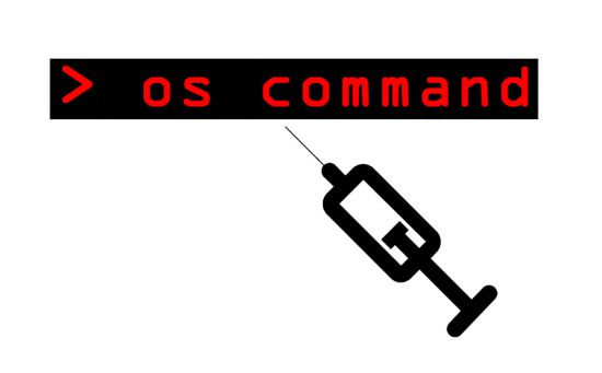 OS command injection security threat