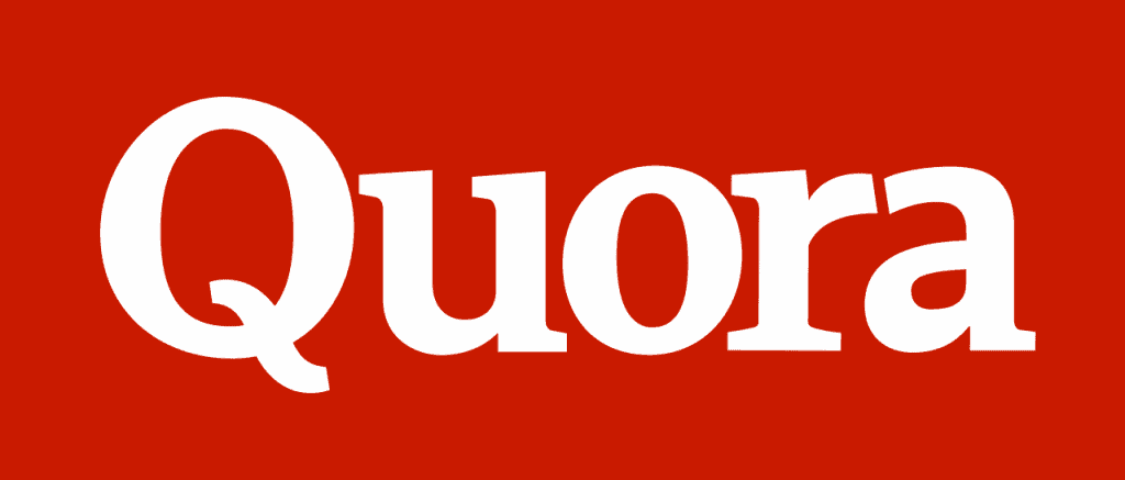 Quora question and answers site