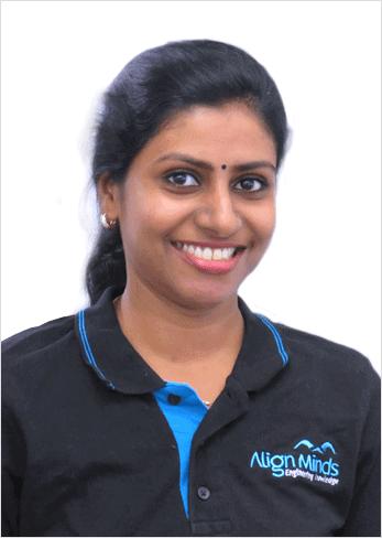 Savitha Shibu Product Engineering AlignMinds Technologies