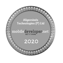 AlignMinds Technologies mobile developer