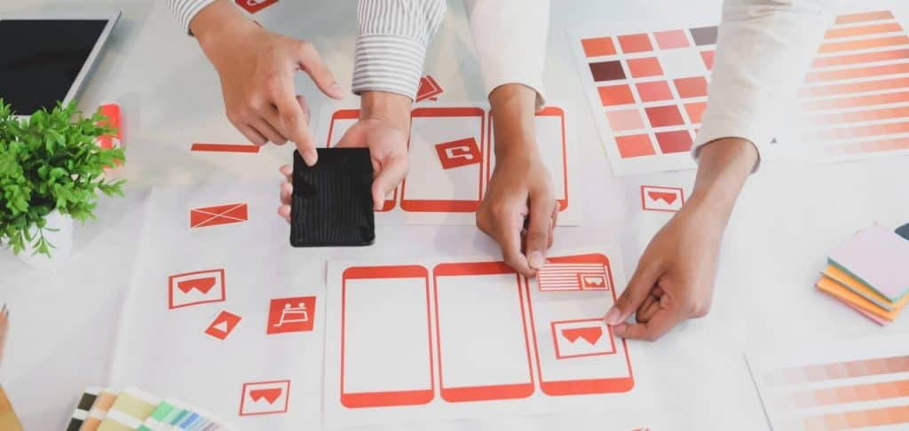 Mobile app quality during the design stage