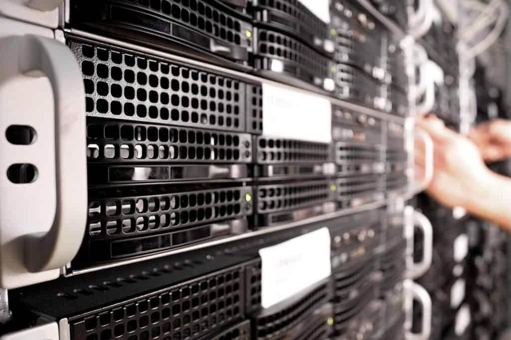Cloud development services servers