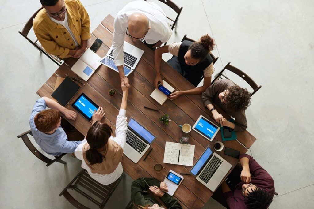Enterprise application development benefits