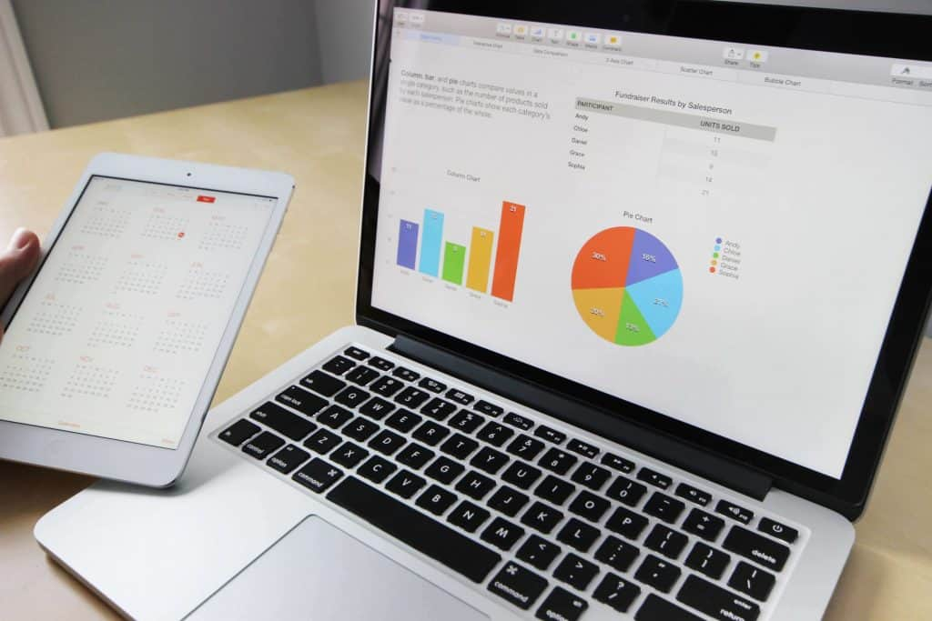 Sharing data via enterprise apps