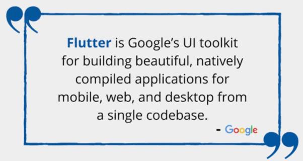 Flutter definition